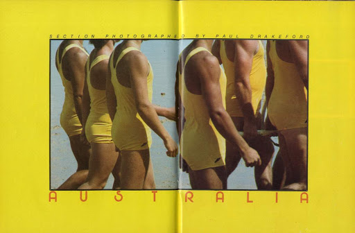 VINTAGE 1977 Blueboy